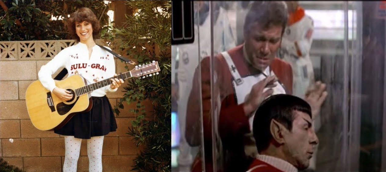 Spockin kuolema - Susan SuLu Dubow - Ode To Spock (1982)