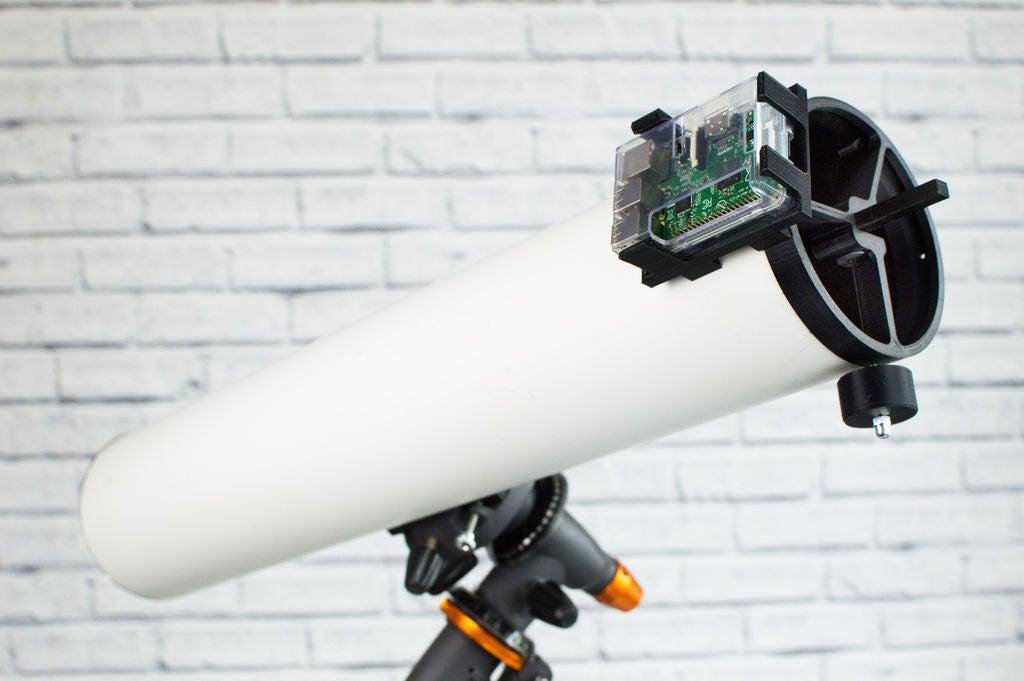 PiKon teleskooppi / peilikaukoputki