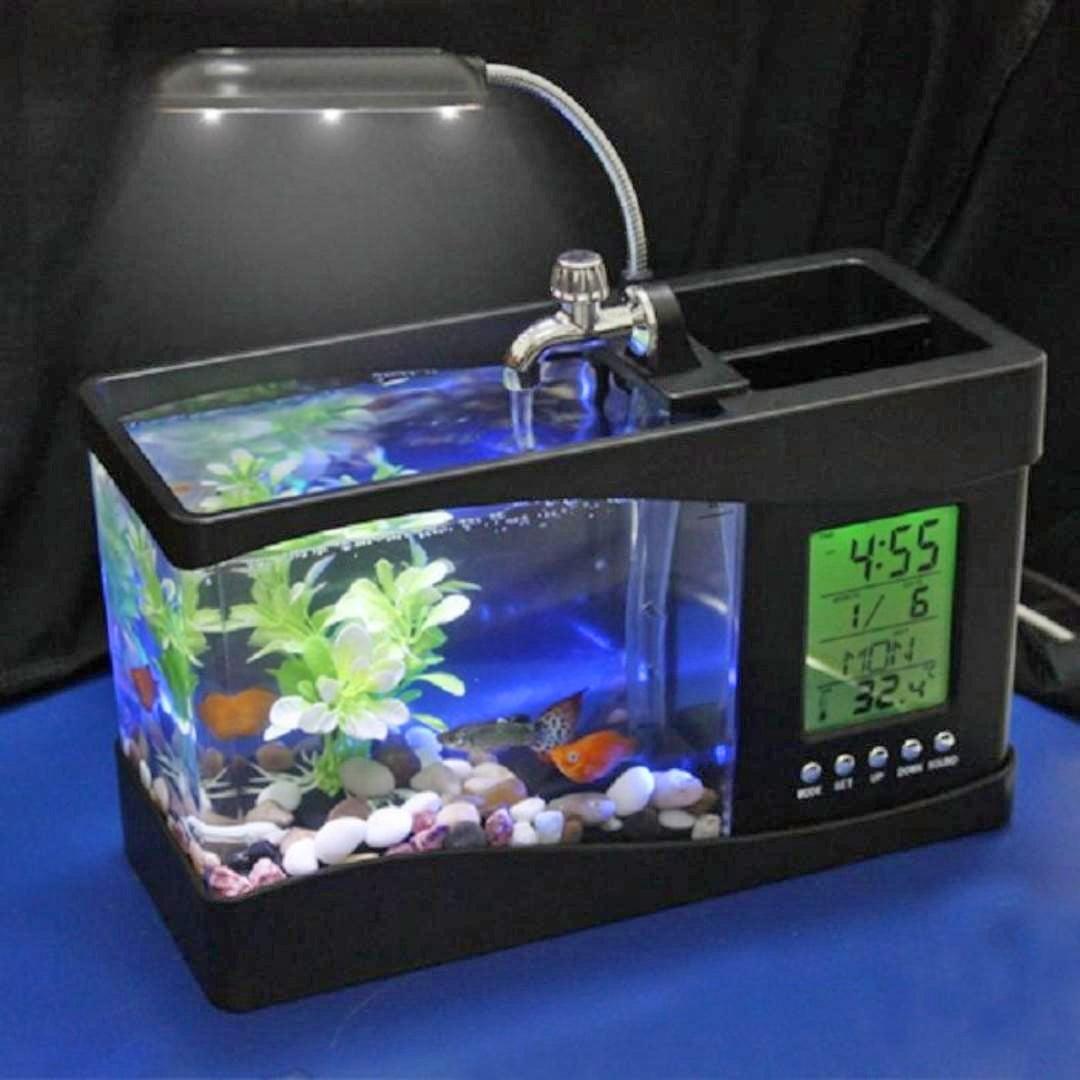 Mini-USB-akvaario