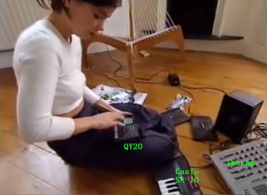 Björkin studio 1994