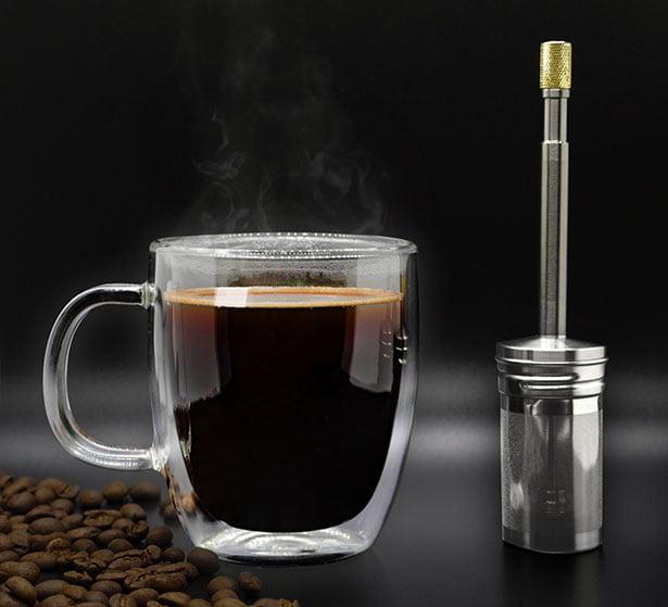 FinalPress -- A new way to brew great tasting coffee & tea