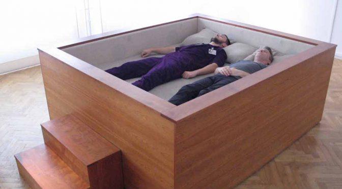 Sooninen sänky - Sonic Bed Scotland