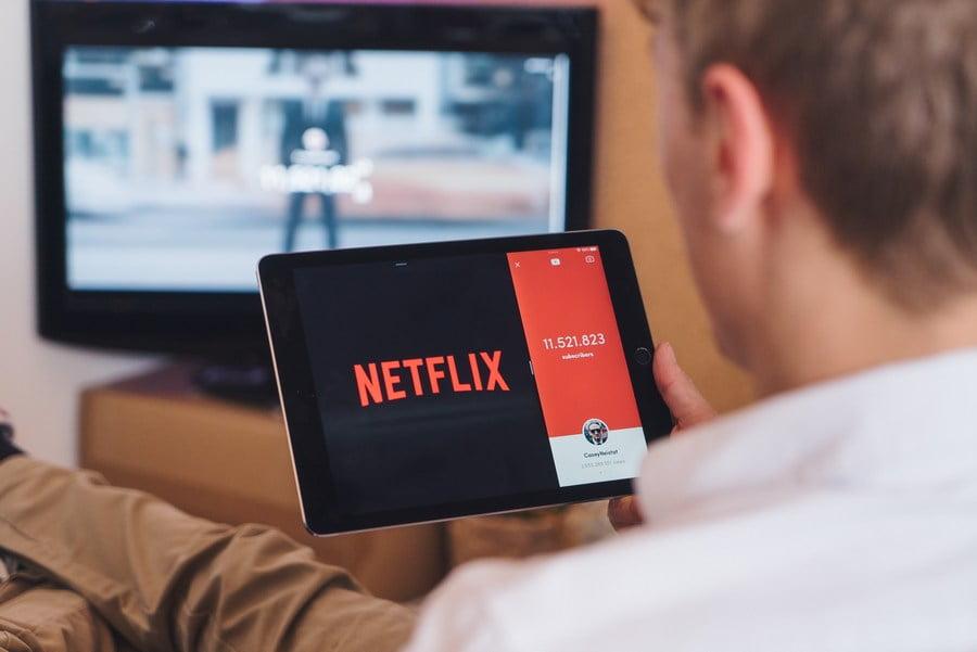 Lataa elokuvia helposti Netflixistä